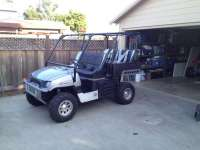 2007 Polaris Ranger XP 700