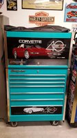 Snap On Tool Box Corvette 40th...